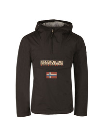 Napapijri Mens Black Rainforest Winter Jacket