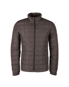 Scotch & Soda Mens Grey Classic Padded Jacket