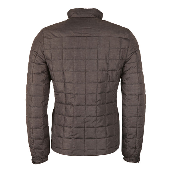 Scotch & Soda Mens Grey Classic Padded Jacket main image