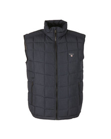 Gant Mens Blue The LW Cloud Vest