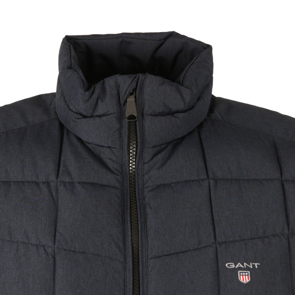 Gant Mens Blue The LW Cloud Vest main image