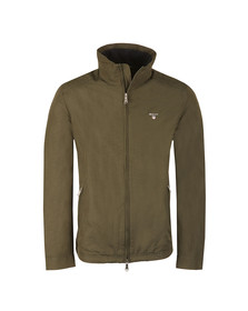 Gant Mens Green The Midlength Jacket