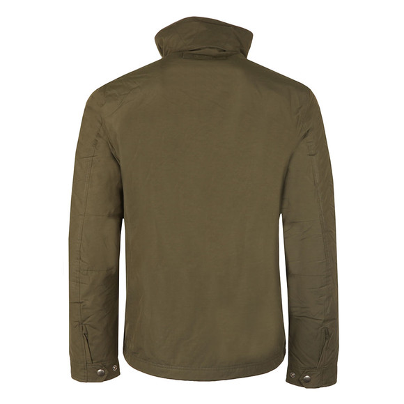 Gant Mens Green The Midlength Jacket main image