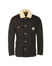 Carhartt Mens Black Phoenix Coat