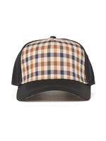 Kiril Club Check Front Cap