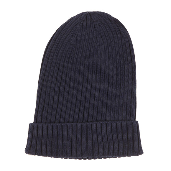 Superdry Mens Blue Wiseman Beanie  main image