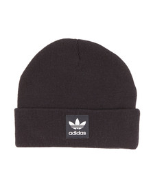 Adidas Originals Mens Blue Logo Beanie