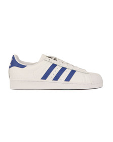 Adidas Originals Mens White Superstar Trainer