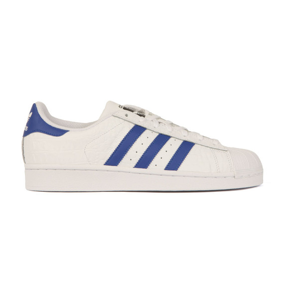adidas Originals Mens White Superstar Trainer main image