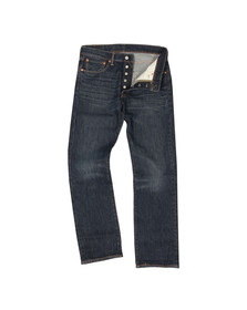 Levi's Mens Blue 501 Thermolite Jean