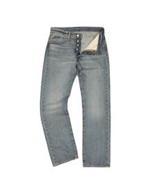 Levi's Mens Blue 501 Transdry Jean