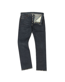 Levi's Mens Blue 501 Stretch Jean