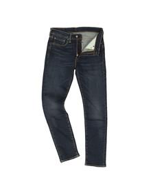Levi's Mens Grey 519 Extreme Skinny Jean