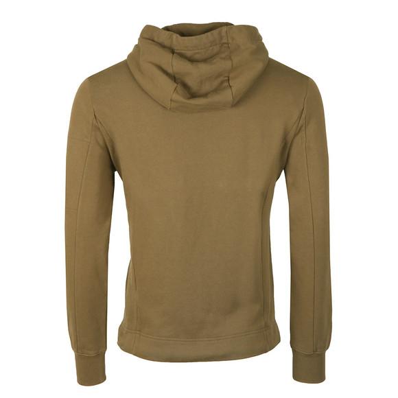 CP Company Mens Green Overhead Fleece Sweatshirt main image