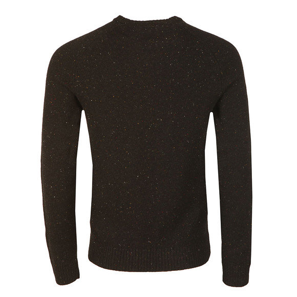 Levi's Mens Black Hayes Crew Jumper main image