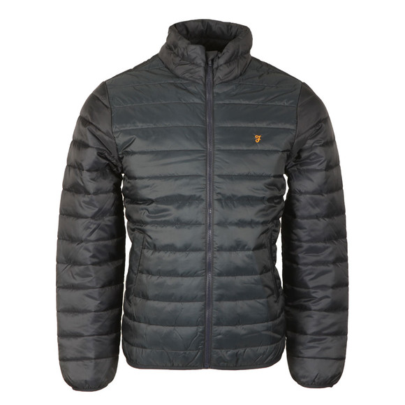 Farah Mens Blue Bosworth Jacket main image