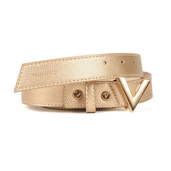 Valentino by Mario Womens Gold Divina Belt main image