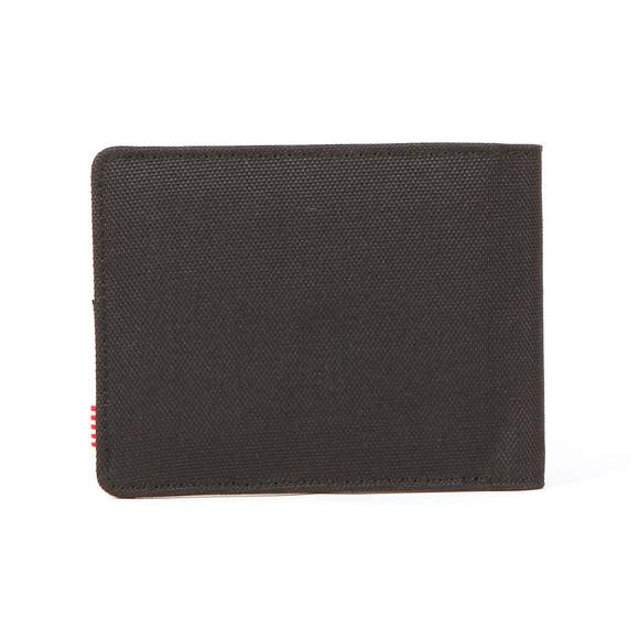 Herschel Mens Black Roy Canvas Wallet main image