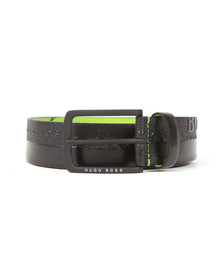 Boss Green Mens Blue Toluca Belt