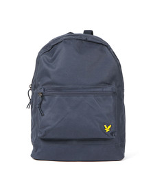 Lyle and Scott Mens Blue Colour Pop Rucksack