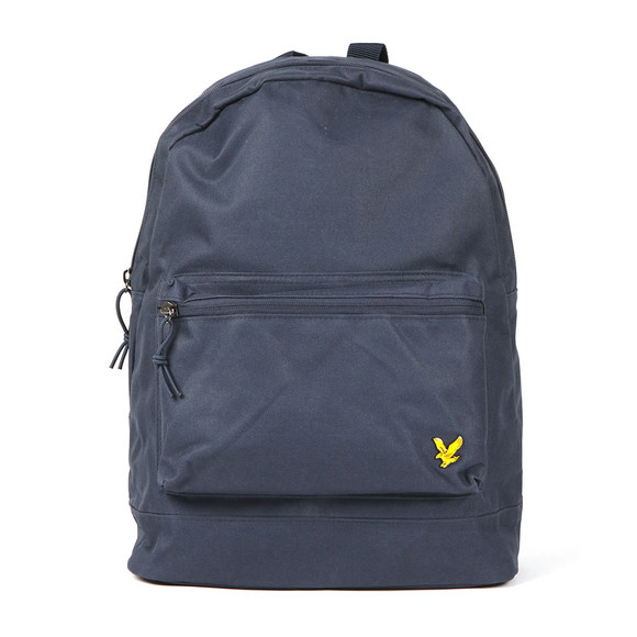 Lyle and Scott Mens Blue Colour Pop Rucksack main image