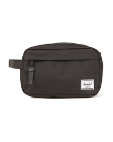 Herschel Mens Black Chapter Wash Bag