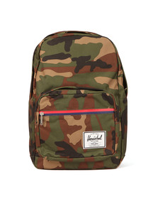 Herschel Mens Green Pop Quiz Backpack
