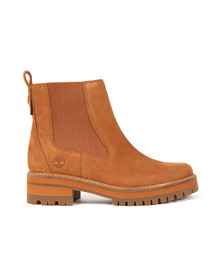 Timberland Womens Brown Courmayeur Valley Chelsea Boot
