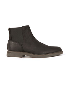 Sebago Mens Black Turner Waterproof Chelsea Boot