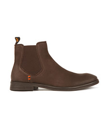 Superdry Mens Brown Meteora Chelsea Boot