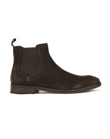 Superdry Mens Black Meteora Chelsea Boot