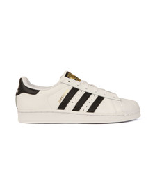 Adidas Originals Womens White Superstar W Trainer
