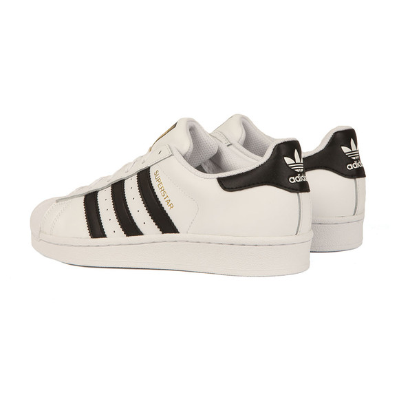 adidas Originals Womens White Superstar W Trainer main image