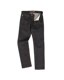 Luke Mens Raw Stretch Freddy Slim Straight Jean