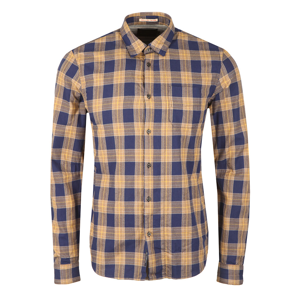 Large Check Shirt main image