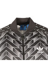 adidas Originals Mens Black Soccer SST Track Top