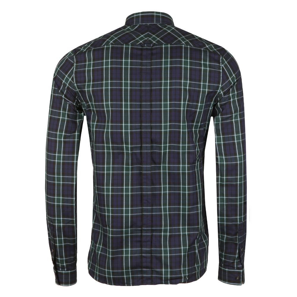 Enlarged Tartan LS Shirt main image
