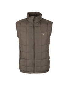 Gant Mens Grey The LW Cloud Vest