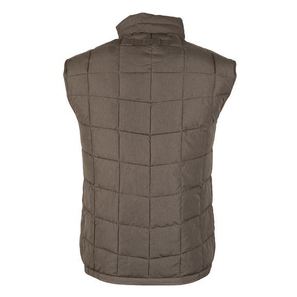 Gant Mens Grey The LW Cloud Vest main image