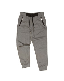 Boss Mens Grey Zip Pocket Trim Jogger