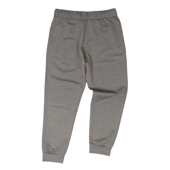 Boss Mens Grey Zip Pocket Trim Jogger main image