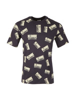 Repeat Print T Shirt
