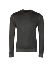 Ted Baker Mens Grey Crew Neck Jumper