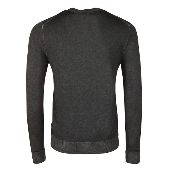 Ted Baker Mens Grey Crew Neck Jumper main image