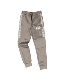 Kings Will Dream Mens Grey Kione Poly Trackpant