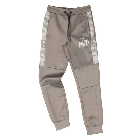 Kings Will Dream Mens Grey Kione Poly Trackpant main image