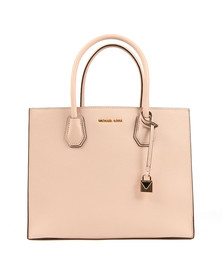 Michael Kors Womens Pink Mercer Large Tote
