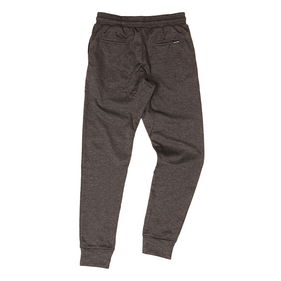 Nicce Mens Black Poly Tech Jogger main image
