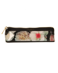Ted Baker Womens Black Rowsela Chelsea Pencil Case