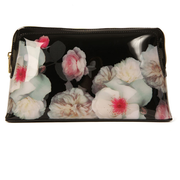 Ted Baker Womens Black Joeann Chelsea Wash Bag main image